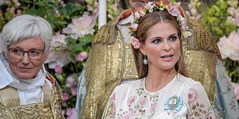 image: «Madde» jobbet minst av de kongelige i Skandinavia