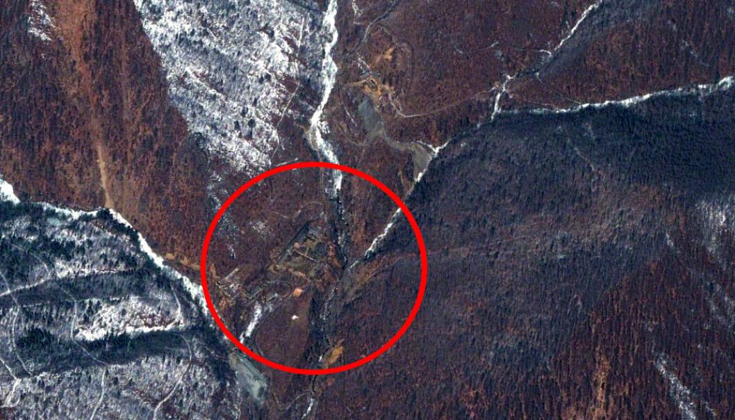 Nord-Korea-alarmen gikk på Kjeller. Ekspertene peker på Kims atomfjell