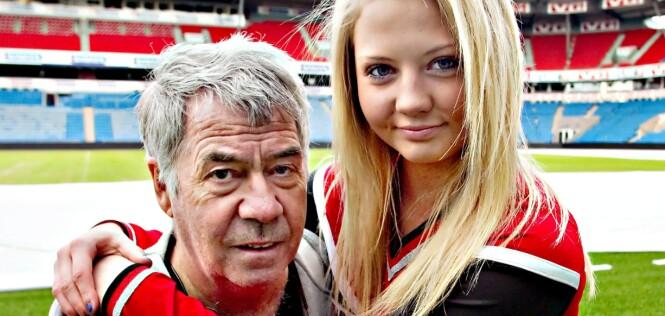 Dattera til Drillo: - Jeg spyttet på Sir Alex Ferguson