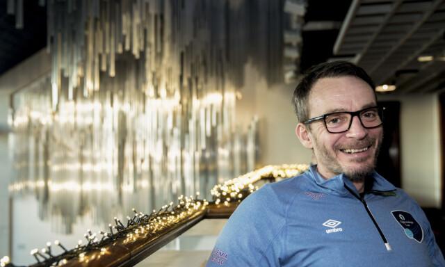 bf5cf331 TRENER: Christian Berge vurderer å søke ut av Norge. Foto: Vidar Ruud /