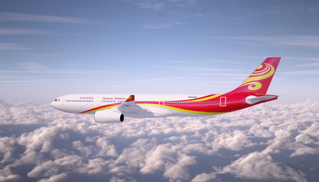 I år får vi 24 nye flyruter. Den største nyheten er kinesisk