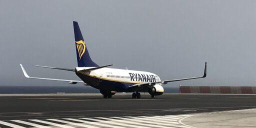 image: Det blir et trått nytt år for Ryanair-passasjerene