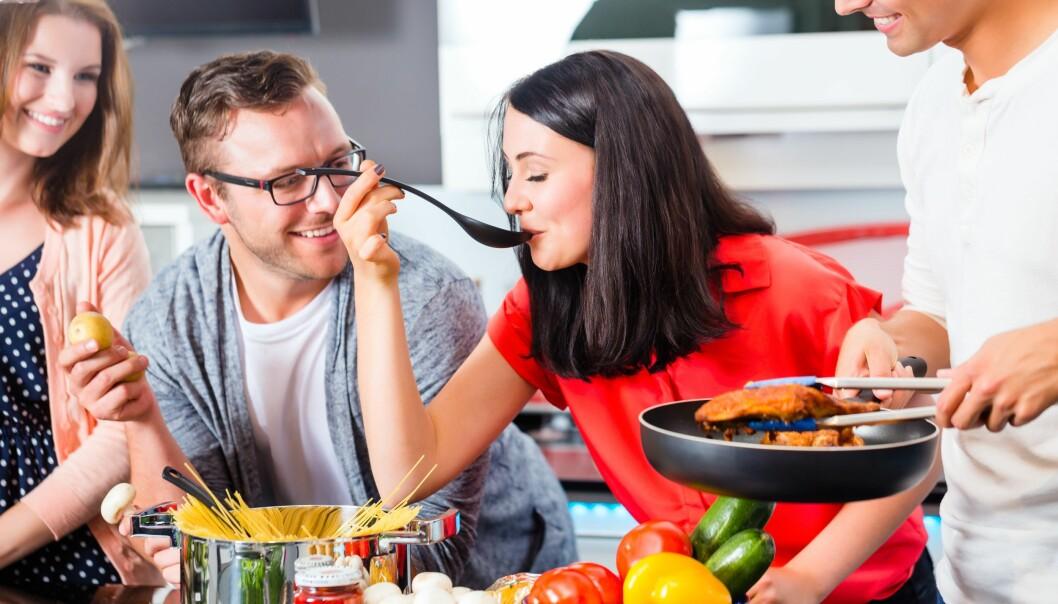 <strong>HVERDAGSHELT:</strong> Blåmuggost og spesielt Norzola® passer super godt i matlagning. Nå kan du bli hverdagshelt – hva er din hverdagsfavorittrett? Foto: NTB SCANPIX / SHUTTERSTOCK