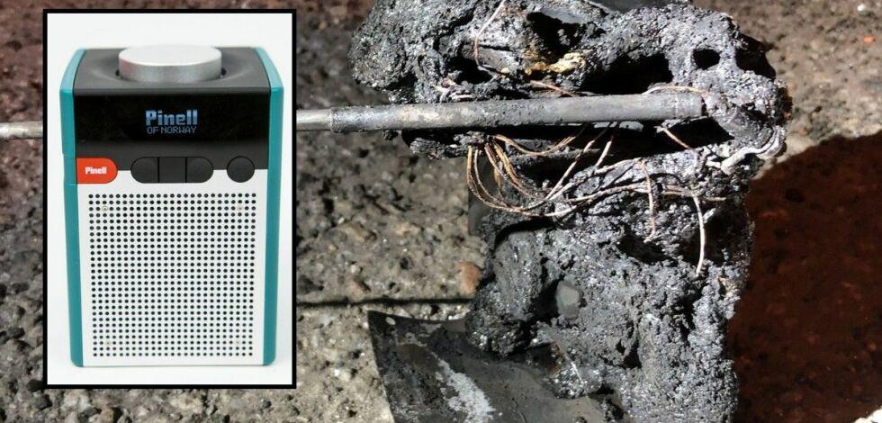 image: Her er radioen som kan være livsfarlig