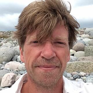 PLANLEGGER TILSYN: Helsedirektoratet planlegger tilsyn med alkoholaktørenes opptreden i sosiale medier. Her, avdelingsdirektør Øyvind Giæver. Foto: Privat