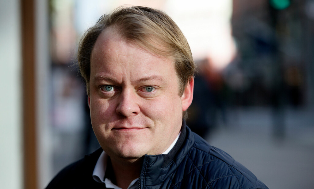 POSITIV: Erlend Wiborg (Frp) vil stanse konkursgjengangerne.