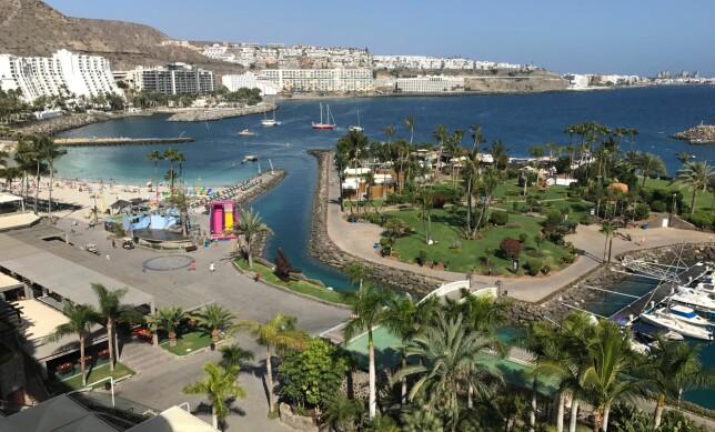 Populært: Gran Canaria er fortsatt mange nordmenns feriefavoritt. Foto: Odd Roar Lange/The Travel Inspector
