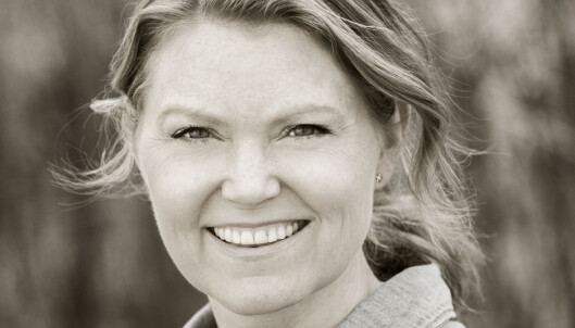 <strong>FØRSTEAMANUENSIS:</strong> Marianne Molin.