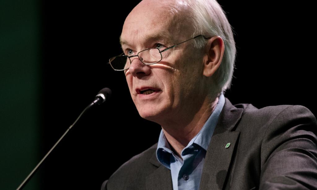 OPPGITT: Per Olaf Lundteigen. Foto: NTB scanpix