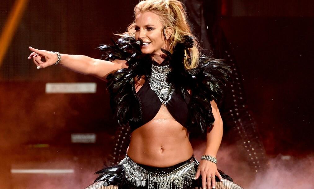 - FOKUS PÅ FAMILIEN: At Britney Spears nå tar en pause, betyr også at hun setter «Britney: Domination»-konsertene sine i Las Vegas på vent. Foto: NTB Scanpix