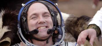 Astronaut-blemme: Ringte 911 fra verdensrommet