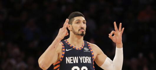Livredd NBA-stjerne nekter å reise til Europa