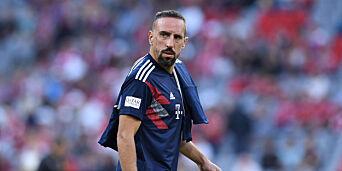 image: Ribery bøtelagt etter Instagram-tirade