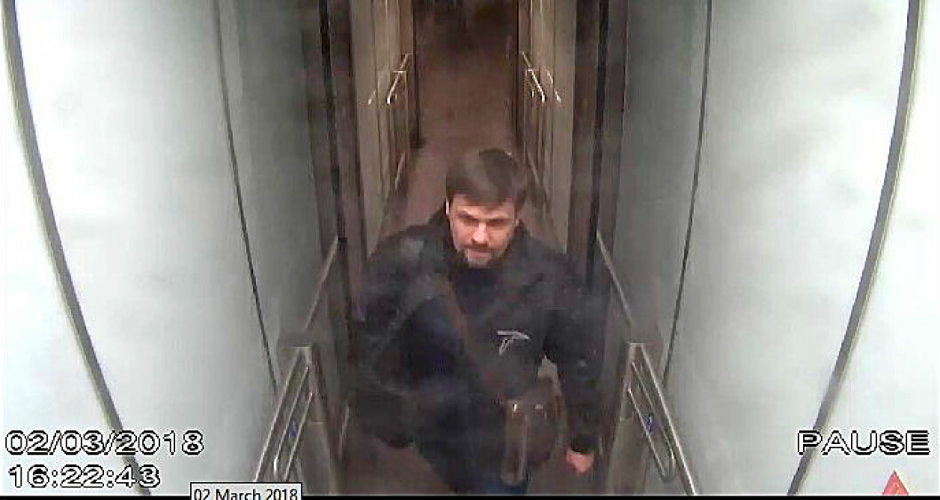 "(FILES) In this file photo taken on September 05, 2018 An handout picture taken at Gatwick Airport, south of London on March 2, 2018, and released by the British Metropolitan Police Service in London on September 5, 2018, shows Ruslan Boshirov, who is wanted by British police in connection with the nerve agent attack on former Russian spy Sergei Skripal and his daughter Yulia. - Investigative group Bellingcat on October 9, 2018 identified the second suspect in the poisoning of former Russian spy Sergei Skripal as a doctor employed by Moscow's GRU military intelligence service. ""We have now identified 'Alexander Petrov' to be in fact Dr. Alexander Yevgenyevich Mishkin, a trained military doctor in the employ of the GRU,"" the British-based group said in a report published on its website. Bellingcat worked with the Russian investigative team at The Insider to name the first of the two Skripal suspects 'Ruslan Boshirov' as GRU agent Anatoly Chepiga last month. The Kremlin has rejected past charges about its involvement in the case as fabrications aimed at discrediting Russia. (Photo by HO / METROPOLITAN POLICE / AFP) / RESTRICTED TO EDITORIAL USE - MANDATORY CREDIT  "" AFP PHOTO / Metropolitan Police Service""  -  NO MARKETING NO ADVERTISING CAMPAIGNS   -   DISTRIBUTED AS A SERVICE TO CLIENTS"