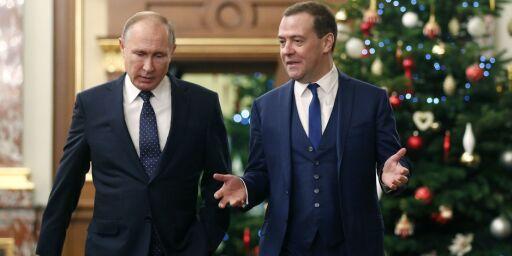 image: Putin godkjente nervegiftangrepet personlig - men så begynte spionene å tabbe seg ut