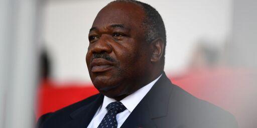 image: - Militærkupp i Gabon: Nyttårstalen fikk begeret til å renne over