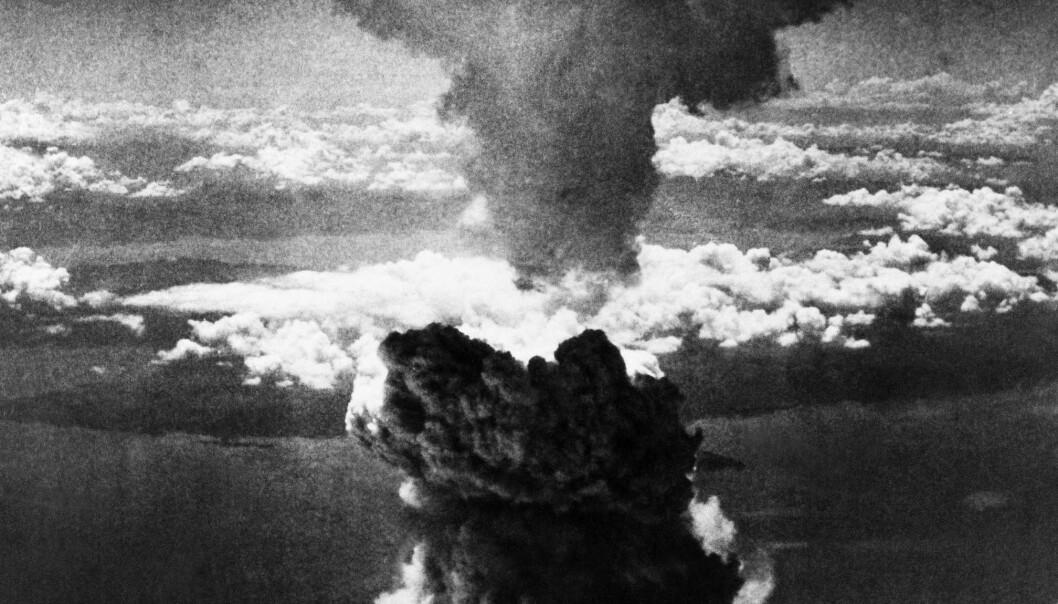 <strong>ATOMBOMBE:</strong> Hvis det skulle skje en stor atomulykke burde visse grupper ha jodtabletter i huset. (AP Photo/File).