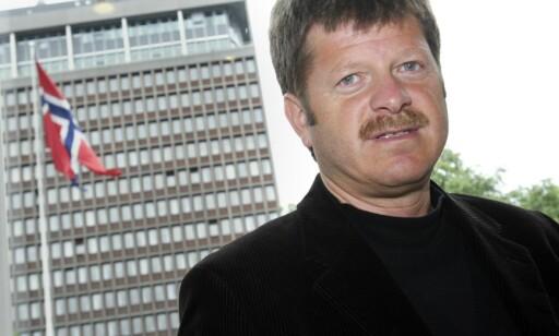 SENTRAL: Eks-statssekretær Odd Anders With i Barne- og familiedepartementet. Foto: Tor Richardsen / NTB Scanpix