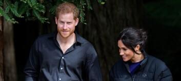 - Prins Harry skal på tur til Norge