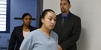 image: Cyntoia drepte mannen som kjøpte henne da hun var 16 - fikk livstidsstraff. Nå blir hun benådet