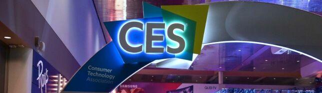 image: Flere nyheter fra CES-messen i Las Vegas
