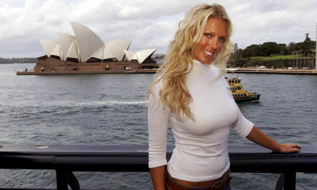 GIKK BORT: Australias underholdningsverden er i sorg etter nyheten om Annalise Braakensieks plutselige bortgang. Foto: NTB Scanpix