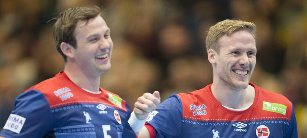 Slik spiller Norge i håndball-VM 2019
