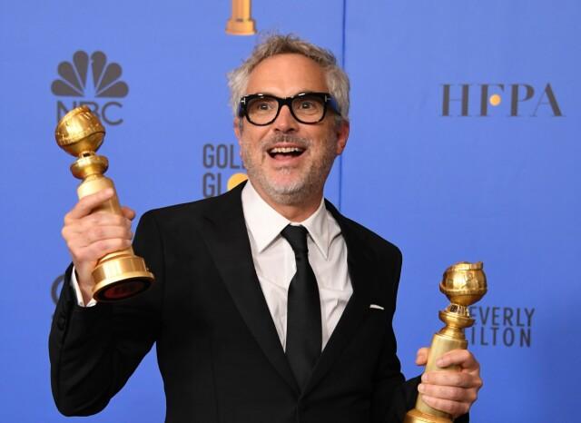 bff6b15d HYLLES VERDEN OVER: Alfonso Cuaróns «Roma» får anmeldere verden over til å  juble