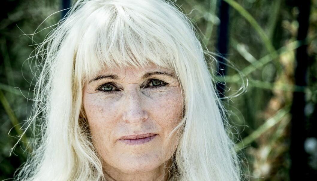 MISTET SØNNEN: Bjørg Eva Jensen opplevde alle foreldres mareritt da hun mistet sønnen. Foto Thomas Rasmus Skaug / Dagbladet