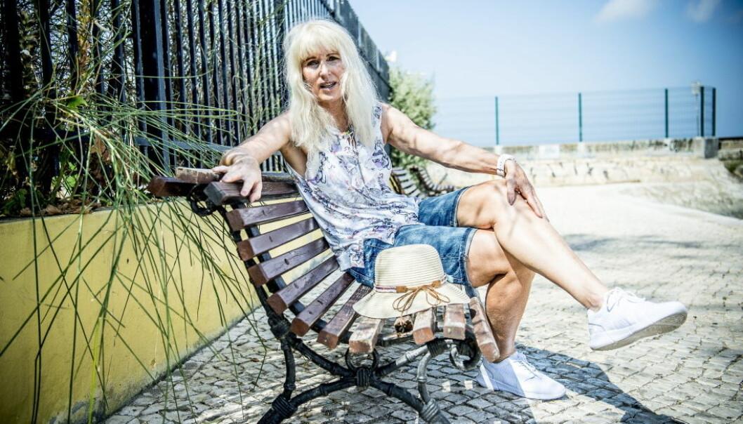 HJERTESKJÆRENDE: Bjørg Eva kommer aldri til å glemme da hun fikk beskjeden om sønnen. Foto: Thomas Rasmus Skaug / Dagbladet