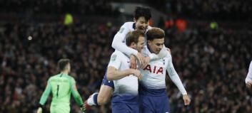 VAR-straffe da Tottenham vant mot Chelsea