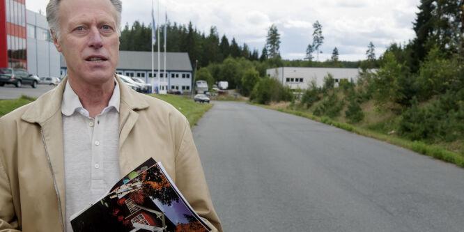 image: Milliardær på hytter og elektrisitet - har sagt at han ikke tenker på rikdommen