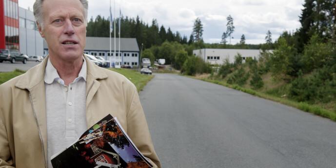 Milliardær på hytter og elektrisitet - har sagt at han ikke tenker på rikdommen