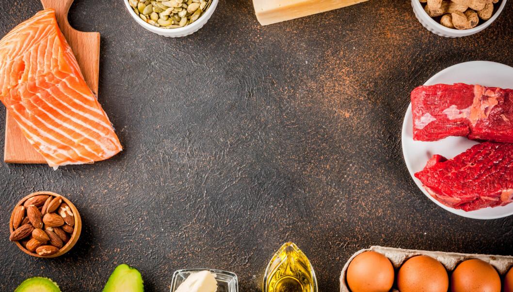 RIKTIG FETT: Skal du gå for fettrik kost er det viktig at du går for umettet fett som ikke øker det skadelige kolesterolet. FOTO: Scanpix