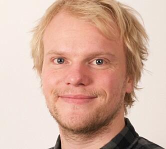 <strong>MER SELVSTENDIGE ELDRE:</strong> Adrian Farner Rogne tror eldre om 20 år kommer til å bli mer selvstendige. Foto: UIO.