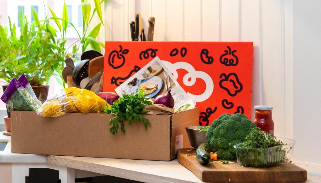 <strong>PREMIE:</strong> De tre Norzola®-finalistene vil motta mat fra Godtlevert, Norges største leverandør av matkasser.