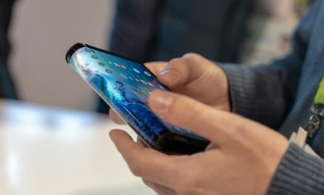 ... Ellers som en smarttelefon. Foto: Martin Kynningsrud Størbu