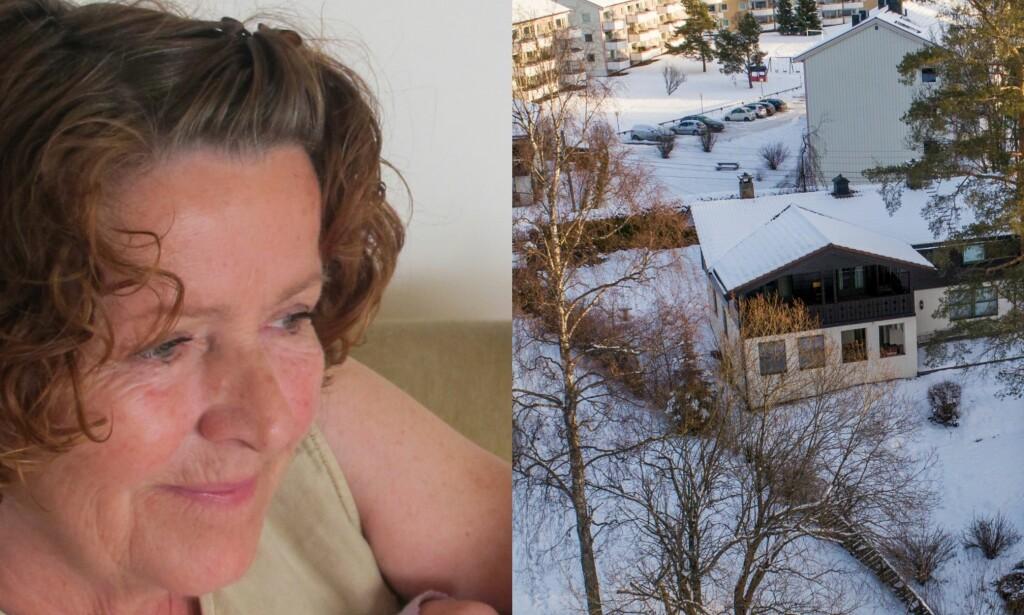 SAVNET: Politiet mener Anne-Elisabeth Hagen ble bortført fra sitt eget hjem i Lørenskog, 31. oktober i fjor. Foto: NTB Scanpix