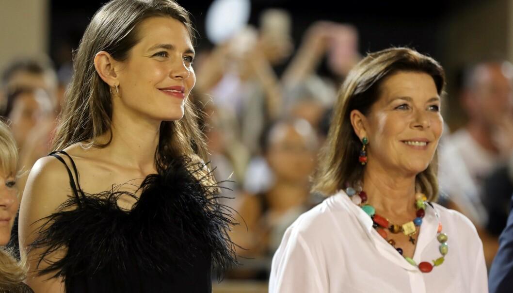 <strong>FYRSTEFAMILIEN:</strong> Charlotte Casiraghi er datteren til prinsesse Caroline av Monaco, og barnebarnet til avdøde fyrstinne Grace og fyrst Rainier III. FOTO: NTB Scanpix