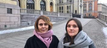 Kvinnene bak sjokkfilmen: - Politikerne har forpliktet seg