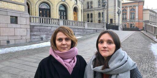 image: Kvinnene bak sjokkfilmen: - Politikerne har forpliktet seg