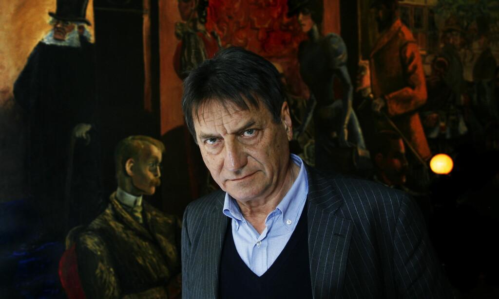 Italiensk: Claudio Magris litterære gjennombrudd var romanen «Donau», en litterær reise langs Donau med vekt på områdets multikulturelle historie. Hans nye bok «Tiltale frafalles» utfosker Italias rolle i Holocaust. Foto: Steinar Buholm
