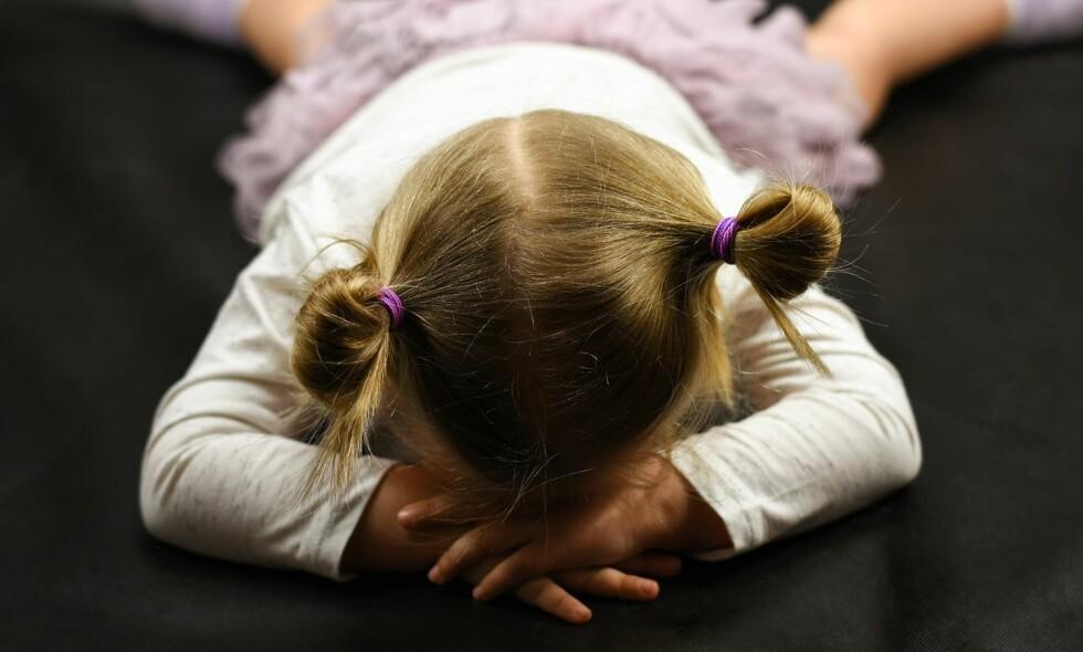 561374f1 TRASSALDEREN: Det kan være flaut og stressende når barnet får meltdown  foran andre, men