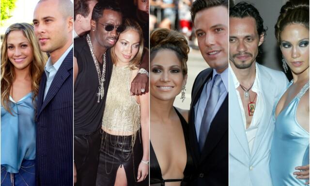 Jennifer Lopez - Skylder på seg selv etter de mislykkede