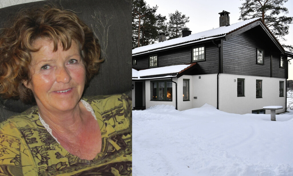 SAVNET: Anne- Elisabeth Hagen forsvant 31. oktober i fjor. Politiet mener hun er kidnappet. Foto: Privat og Lars Eivind Bones / Dagbladet