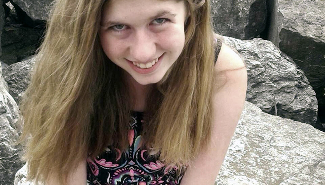 FUNNET: Jayme Closs. Foto: Courtesy of Barron County Sheriff's Department via AP / NTB scanpix