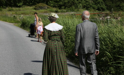 Nye tider: Gamle og moderne tider møtes på Kosterøyene. Foto: Odd Roar Lange/The Travel Inspector
