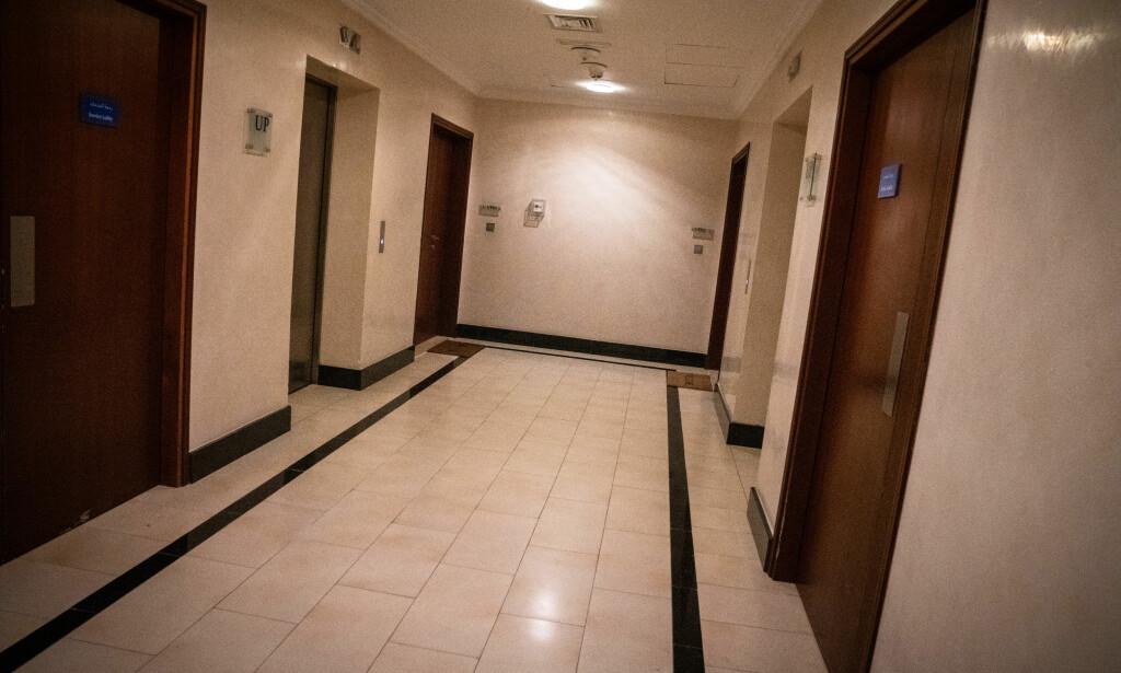 UTLEID: Forretningsmannens leilighet i Sadaf-tårnet er utleid til en familie, når Dagbladet besøker. Den kan leies ut for rundt 240 000 kroner i året.