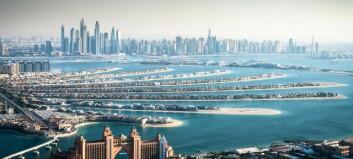 Meldte inn verdier for 100 millioner kroner i Dubai