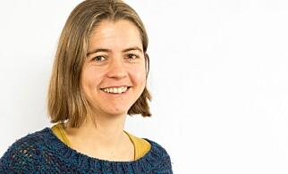 GODE ERSTATNINGER: Anna Birgitte Milford ved NIBIO mener at kjøtt har fått mange konkurrenter i nye produkter. Foto: NIBIO